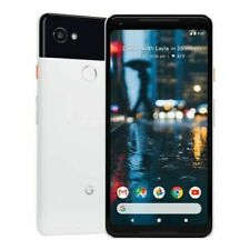 Google Pixel 2 XL - 64GB -  Black/White (Unlocked) Smartphone
