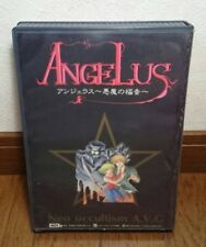 ENIX ANJELUS -Devil's gospel- MSX2 Video game Computer game Used goods A07
