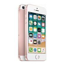 Apple iPhone SE 64GB GSM Unlocked - Rose Gold Smartphone A1662 64 GB 12MP A9 iOS