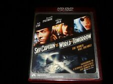 Sci-Fi Movie, Sky Captain And The World Of Tomorrow, 2004, Hd-Dvd, High Def