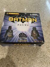 Kubrick ✧ Batman + Robin ✧ Medicom Dc Comics 5-PacK