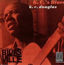 K.C. Douglas-K.C.'s Blues-CD-1990 Prestige Bluesville USA-OBCCD-533-2 (BV-1023)