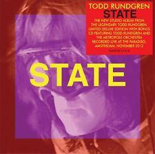 Todd Rundgren - State (2013)  Limited 2CD Deluxe Edition  NEW  SPEEDYPOST