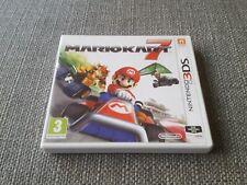 NINTENDO 3DS GAME  MARIO KART 7  EX COND FREE UK P&P