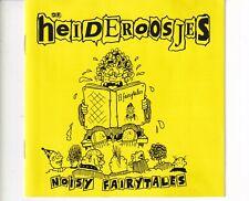 CD DE HEIDEROOSJESnoisy fairytalesEX1992 (R3563)
