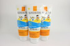 3 x La Roche-Posay Anthelios Dermo Kids SPF60 Gentle Sunscreen 10.1 oz 1/19+