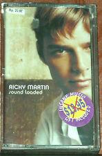 RICKY MARTIN SOUND LOADED CASSETTE ALBUM NEW SEALED  INDONESIAN EUROPOP LATIN