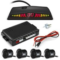 ZEEPIN 108 - B05 Car Parking Radar System 4 Ultrasonic Sensors  Display Distance