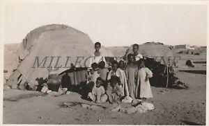 EGYPT - Assuan Aswan, Children, Photo Postcard