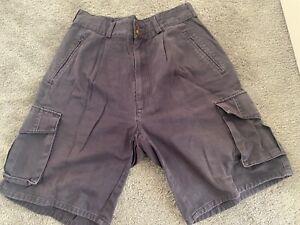 GANT Shorts 30 Bermuda Cargo Rugger Pants Hose S M Sommer Beach 48 Vintage