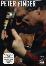 PETER FINGER - PETER FINGER  DVD NEW+