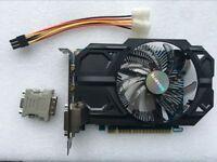 Original Gigabyte GeForce GTX 750 Ti GTX750 TI 2GB 2048MB GDDR5 128 Bit