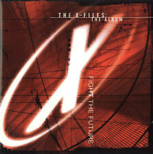 Compilation ‎CD The X-Files: The Album - Europe (EX+/M)