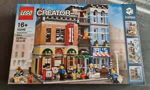 LEGO 10246 Creator Detectives Office 10246 Brand New and Sealed