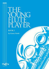 THE YOUNG FLUTE PLAYER BOOK 1 - KAREN NORTH