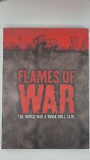 Flames of War: WITH Rulebook AND Forces AND Hobby The World War II Miniatures