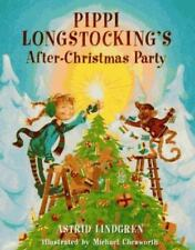 NEW - Pippi's After-Christmas Party (Pippi Longstocking)