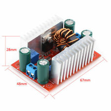 400W 15A DC Step-up Boost Converter Constant Current Power Supply LED Driver NEW