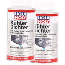2x 150 ml LIQUI MOLY Kühlerdichter Kühler-Dichtmittel-Additiv Dichtungsmittel