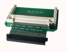 "CF Compact Flash Memory Card to 50pin 1.8"" IDE Hard Drive SSD Converter Adapter"