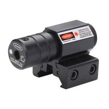 New Tactical Red Laser Beam Dot Sight Scope for Pistol Rifle Gun Picatinny Mount