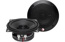 "Rockford Fosgate R14X2 4"" Inch 120 Watt 4-Ohm 2-Way Car Stereo Speakers - Pair"