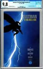 Batman The Dark Knight Returns #1 - CGC 9.8 White - First Printing - Hot!