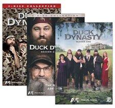 Duck Dynasty 1 2 3 Season Seasons Value Quack Pack (DVD, 2006, 7-Disc Set) New