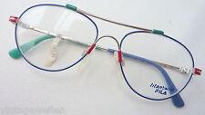 Fila Titantwist Kinderbrille dunkelblau unisex Jungen Mädchen leicht neu size K