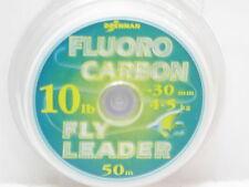 Drennan Fluorocarbon Leader , 10 lb , 50 Meters, 1 Spool