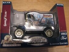 """1999 GEARBOX TOY (REMINGTON) 1912 FORD MODEL """"T"""" BANK"""