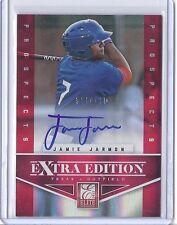 Texas Rangers Jamie Jarmon Signed 2012 Elite Extra Edition Card #517/580 Auto