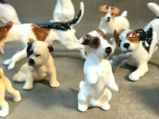 Huge Lot Royal Doulton Ceramic Dog Collection Beagles Terrier Puppy Figurine