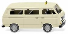 WIKING 080014 H0 PKW VW T3 Bus Taxi