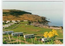 PORT BAN CARAVAN PARK, KILBERRY, TARBERT: Argyll postcard (C31278)