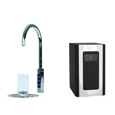 Trinkwassersystem SPRUDELUX BLUE DIAMOND inkl. 3-Wege-Wasserhahn Sprudelgerät
