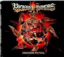 Vicious Rumors – Concussion Protocol CD (2016 Digipak) Power Metal
