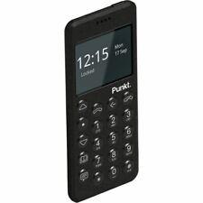 Punkt. MP02 4G Mobile Phone | Black