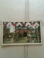 Co. A 137th Engineers WWI post Card Sent Home From France Wellsburg W VA ww1