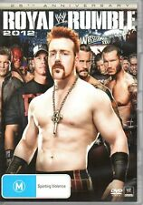 WWE - Royal Rumble 2012 (DVD, 2012) - Region 4