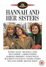 HANNAH & HER SISTERS - DVD - REGION 2 UK