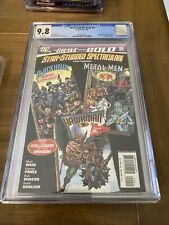 Batman / Brave and the Bold  #9  CGC 9.8 ( Metal Men, Blackhawk, Hawkman & Atom)