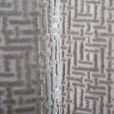 "NEW West Elm Set of 2 Allover Crosshatch Jacquard Velvet Curtains 48x84"""