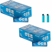 Cartine OCB X-PERT BLU CORTE EXPERT BLUE 2 box 100 pz