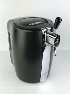 Krups VB21 B100 BeerTender Home Mini Keg Draft Beer Dispenser, Tested