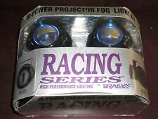 RALLY HI-POWER PROJECTOR FOG LIGHT KIT 1999  RACING SERIES NO.3211 NEW IN BOX