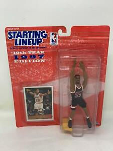 Starting Lineup, Alonzo Mourning Action Figure, 1997 10th Year Edition