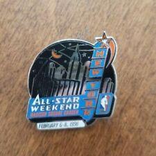 NBA basketball pin -1998 NBA All-Star Pin, New York City