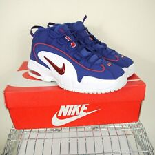 Nike Air Max Penny Deep Royal Blue/Gym Red 685153-400 Basketball Trainers UK7
