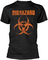 BIOHAZARD Classic Band Logo T-SHIRT OFFICIAL MERCHANDISE